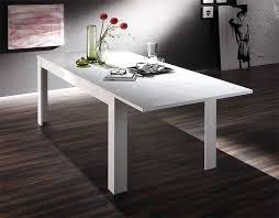 table de cuisine blanche avec rallonge table blanche de cuisine table de cuisine extensible table