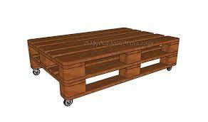 Coffee Table Plans Pallet Coffee Table Plans Myoutdoorplans Free Woodworking