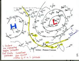 How To Read A Map Isotherms And Isobars Admissions Guide
