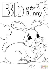 bunny coloring pages for kids coloringstar to print free animal