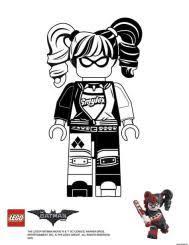 Frais Coloriage Lego Harley Quinn  2018 Professional Resume Templates