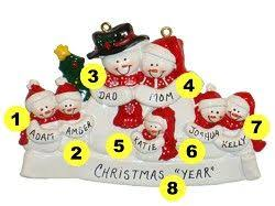 grandparent ornaments personalized 12 best personalized christmas ornaments images on