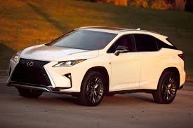 lexus crossover lexus rx can its legions of fans be wrong wsj
