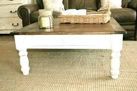farmhouse style coffee table farm coffee table round farm style coffee table techraja co