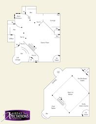 nightclub floor plan nightclub floorplan omaha architecture pinterest interiors and
