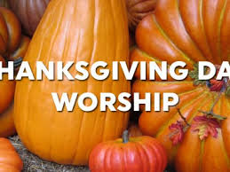 thanksgiving day worship presbyterian church
