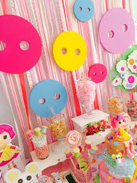 birthday ideas lalaloopsy party ideas for a lovely birthday party decoration