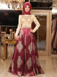 pinar sems evening dress maroon pinar sems