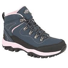 womens navy boots uk womens walking boots size 6 amazon co uk