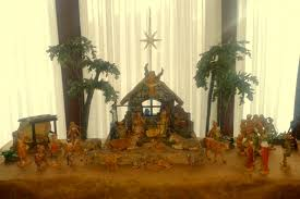 Home Interiors Nativity Set Fontanini Nativity The Enchanted Manor