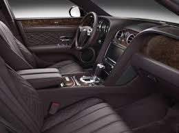 bentley flying spur interior 2017 when a normal bentley is not enough a bespoke flying spur