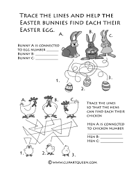 easter printables easter activities
