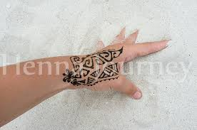 rihanna tattoo henna version henna journey flickr