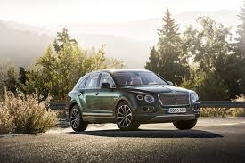 orange bentley bentayga 2017 bentley bentayga first drive review