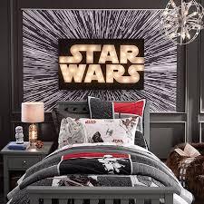 star wars themed kids u0027 bedroom popsugar moms