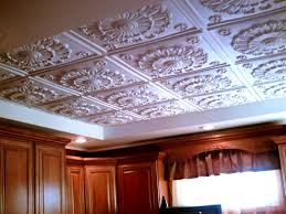 bedroom fetching faux tin ceiling projects decorative tiles inc
