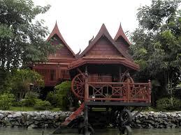 cherie futura photo maison en bois sur pilotis en tha祚lande