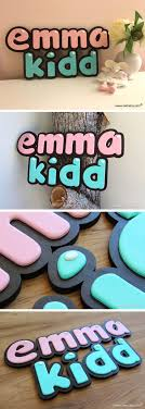 baby name plates best 25 wooden name plates ideas on wedding place