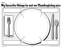 my favorite things to eat on thanksgiving
