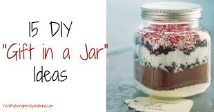 15 diy gift in a jar ideas healthy living in and mind