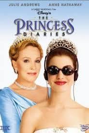 En prinsessas dagbok (2001)