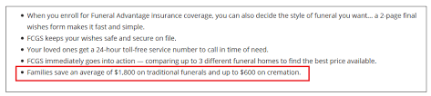 funeral advantage shocking lincoln heritage funeral advantage insurance review