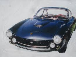 fake ferrari for sale 250 gt lusso at first too beautiful to be taken seriously
