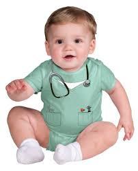 infant doctor halloween costumes