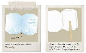 wedding program fan templates free 23 items similar to black filigree fan program template