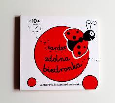 ladybug beautiful children book design varro joanna