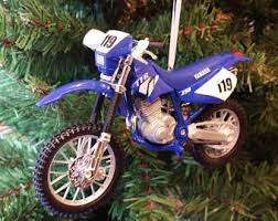 dirt bike ornament etsy