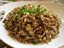 cajun rice dressing recipe chicken livers ground