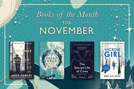 books of the month waterstones