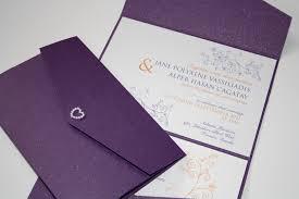 Pocketfold Invitations Cadburys Purple U0026 Orange Pocketfold Wedding Invitation Swirls