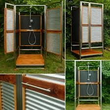 Simple Outdoor Showers - outdoor shower diy popsugar home