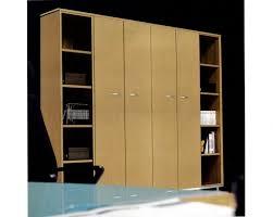 armoir bureau armoire de bureau bois et métal