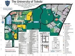 Map Of Bowling Green Ohio by Campus Parking Maps