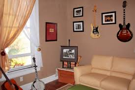 music bedroom decor themed decorating ideas accessories