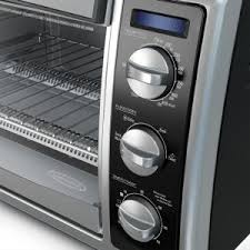 Black And Decker Spacemaker Toaster Oven Parts Black Decker 6 Slice Stainless Steel Toaster Oven To1675b The