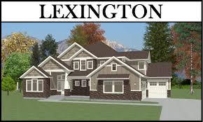 2 story home designs lexington 3 car 4 bedroom 2 story u2013 utah home design