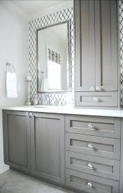 Built In Bathroom Vanity Built In Bathroom Vanity Cabinet Bathroom Counter With Cabinet