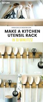 kitchen utensil holder ideas diy utensil holder great kitchen utensil storage organization