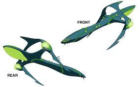 ben 10 alien ship design devilpig deviantart