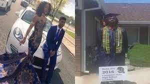 teacher calls african themed prom dress tacky kente cloth cause