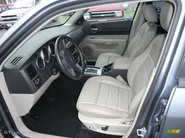 dark slate gray light graystone interior 2007 dodge magnum r t