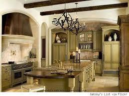 Villa Sienna Kitchen Green Kitchen Green Kitchen Designs And - Olive green kitchen cabinets