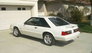1993 mustang hatchback for sale vibrant white 1993 ford mustang hatchback mustangattitude com
