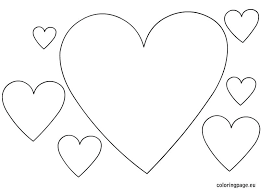Coloring Pages Hearts Printable Hearts Coloring Pages Startupharbor Me by Coloring Pages Hearts
