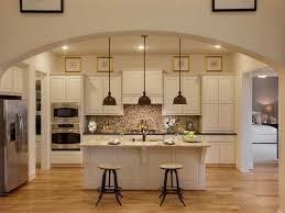 decorations olive on blonde kitchen design