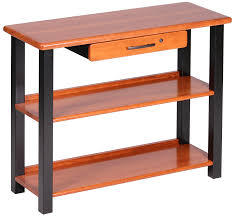 Wooden Table Png Bookshelf Table With Drawer Cherry Caretta Workspace